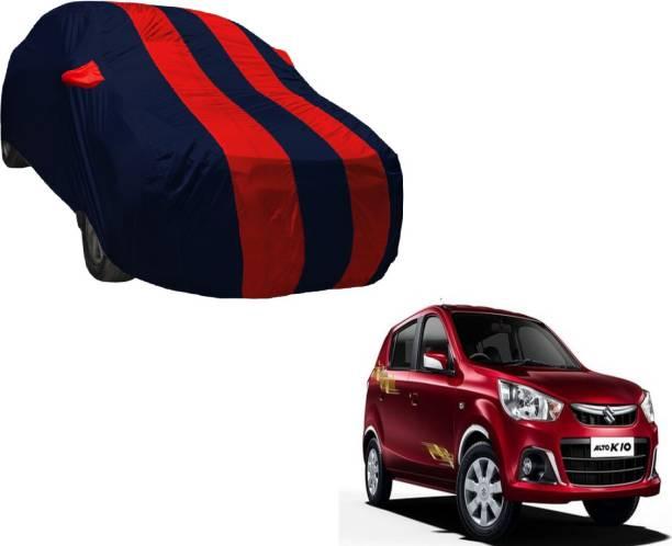 Auto Hub Car Cover For Maruti Suzuki Alto K10 (With Mirror Pockets)