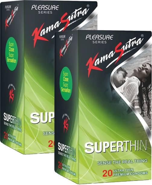 Kamasutra SUPERTHIN Flavour Condom Condom