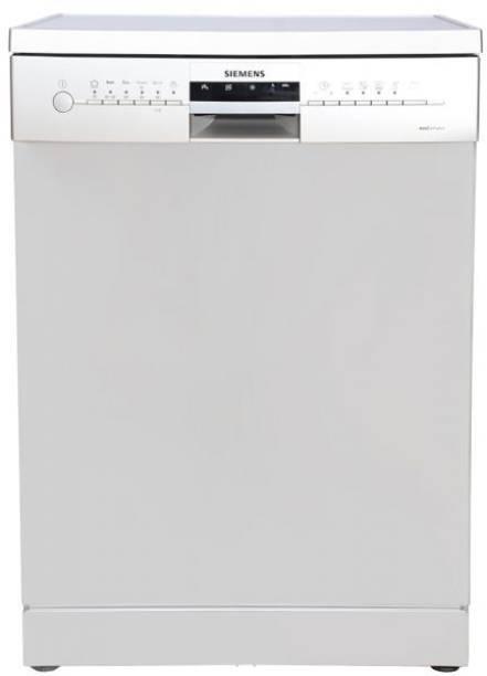 Siemens SN 256 W01 GI Free Standing 12 Place Settings Dishwasher