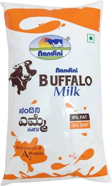 Nandini Buffalo Milk