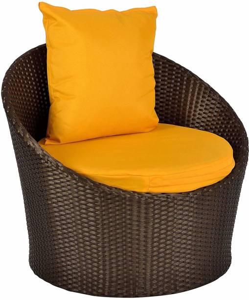Sree Bhadra Furniture Clark Folding Chair X 1 Cane Outdoor Chair