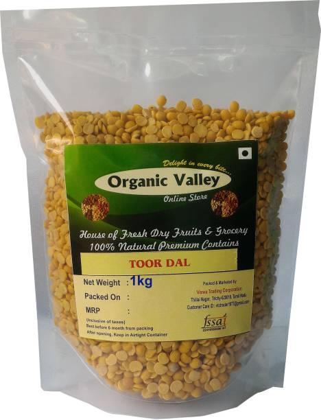 Organic Valley Yellow Toor Dal (Split)