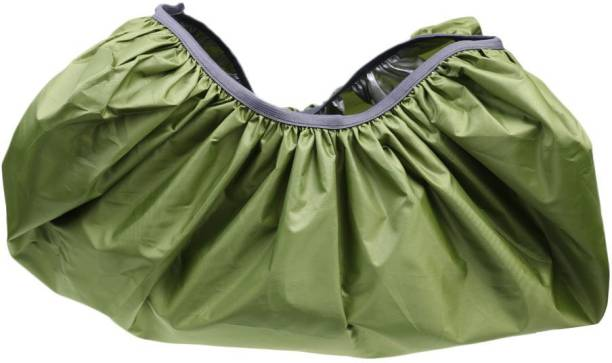 Power Up Waterproof Pack Cover for Rucksack (Army Green, S) Waterproof Trekking Bag Cover