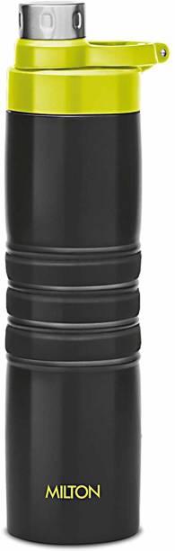 MILTON Amigo 800 Thermosteel Water Bottle, 660 ml, 660 ml Bottle