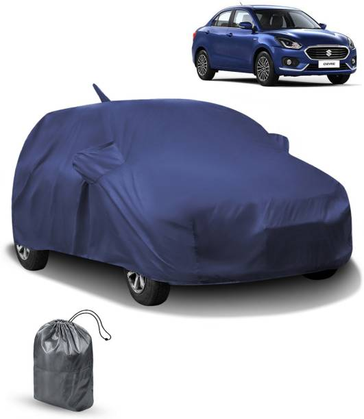 Spaiko Car Cover For Maruti Suzuki Swift Dzire (With Mirror Pockets)