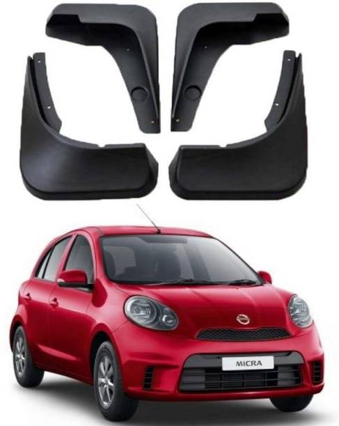 Sitwell Front Mud Guard, Rear Mud Guard For Nissan Micra NA