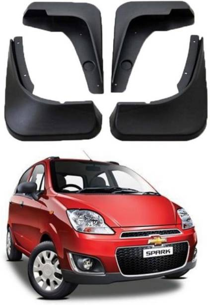 Sitwell Front Mud Guard, Rear Mud Guard For Chevrolet Spark NA