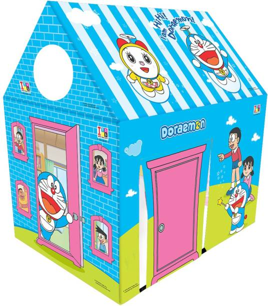 Doraemon Role Play Pipe Tent House for Kids