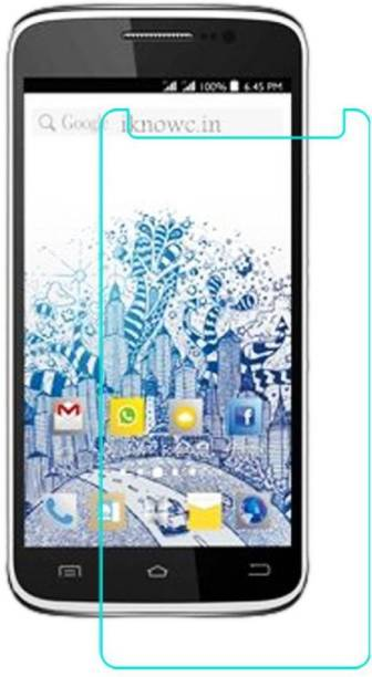 CHAMBU Tempered Glass Guard for Qmobiles Noir X500