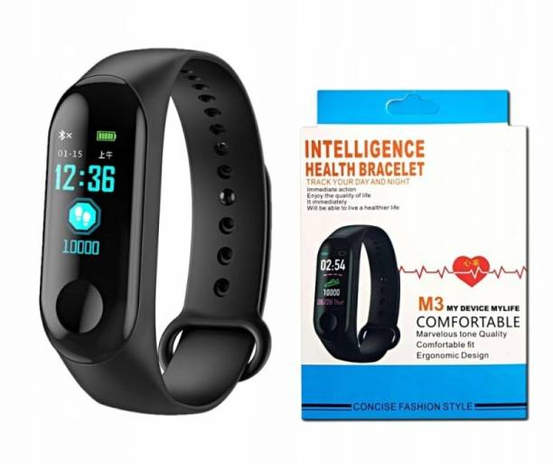 CAPTAINZONE M3 Activity Tracker Blood Pressure Smart Band Watch Sport Fitness Band Fitness Band