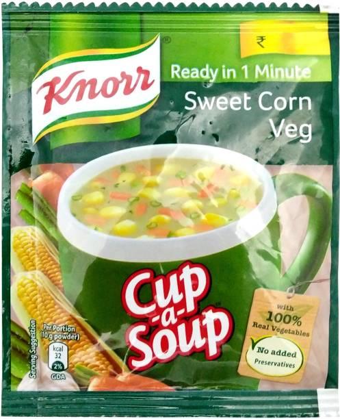 Knorr Sweet Corn Veg Cup-a-Soup