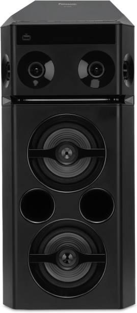 Panasonic SC-UA30GW-K with Karaoke 300 W Bluetooth Party Speaker