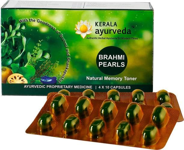 Kerala Ayurveda Brahmi Pearls