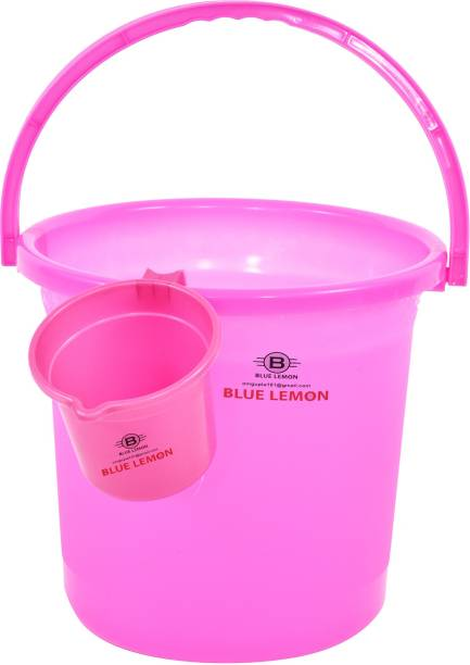 blue lemon Blue Lemon plastic bucket 16 L Plastic Bucket