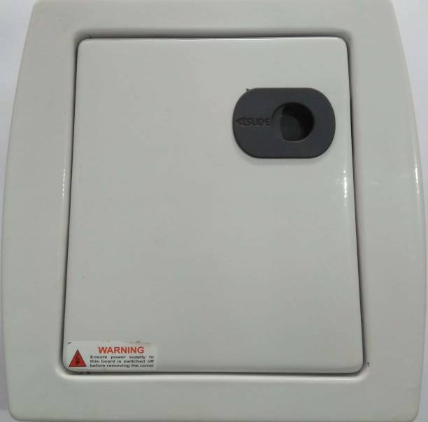lightstation Double Door 6 Way MCB BOX Distribution Board