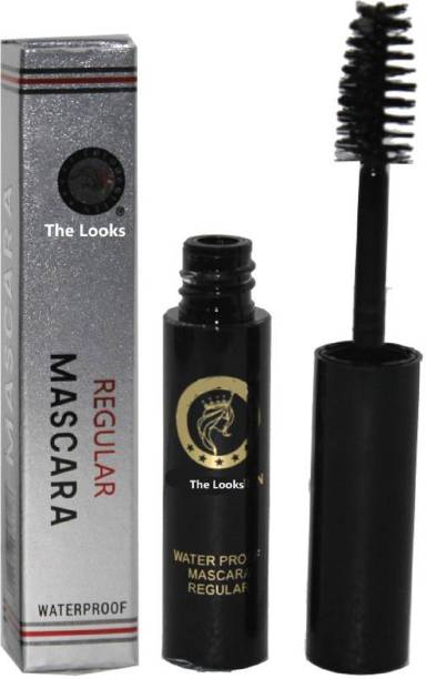 clour queen Water proof Regular Mascara 10 (Black) 1 ml