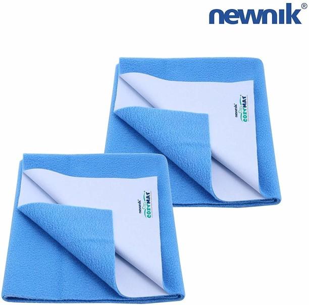 Peach Cozymat Soft Reusable Mat//Underpad//Absorbent Sheets//Mattress Protector Waterproof M Size: 70cm x 100cm