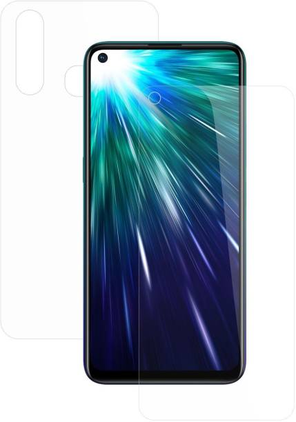 Case Creation Front and Back Screen Guard for Vivo Z1 Pro
