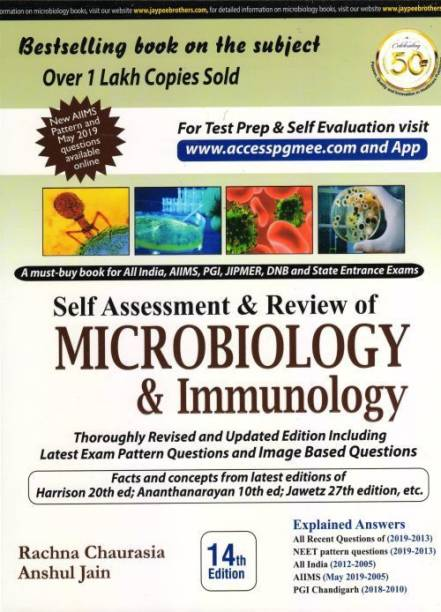 Self Assessment & Review of Microbiology & Immunology