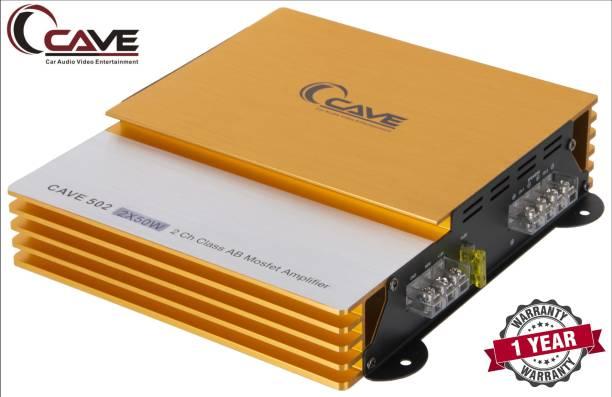 Cave RJ-502 Two Class AB Car Amplifier