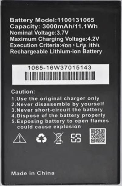 mobi com Mobile Battery For  VIDEOCON 1100131065 ( 3000 MAH )