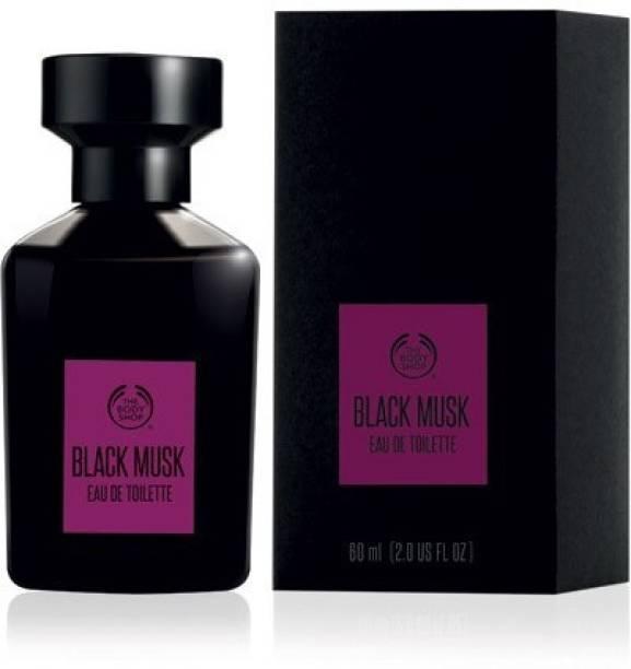 THE BODY SHOP Black musk Edt Eau de Toilette  -  60 ml