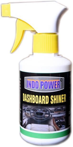 INDOPOWER DASHBOARD SHINER GUN 250ml. 250 ml Wheel Tire Cleaner