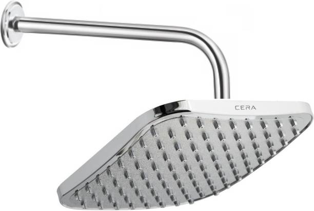 CERA Rain Shower Square (7 Inches) with Shower Arm Shower Head