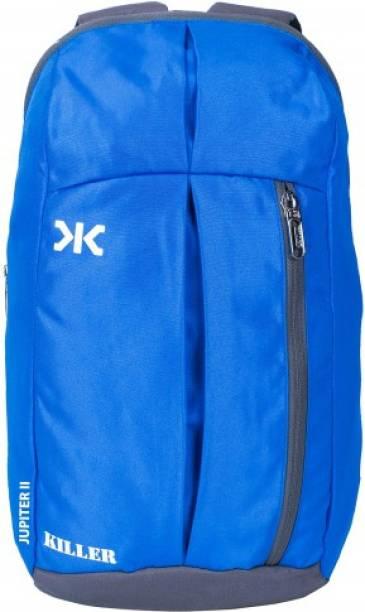 KILLER Jupiter Royal Blue Small Outdoor Mini Backpack 12L Daypack 12 L Laptop Backpack
