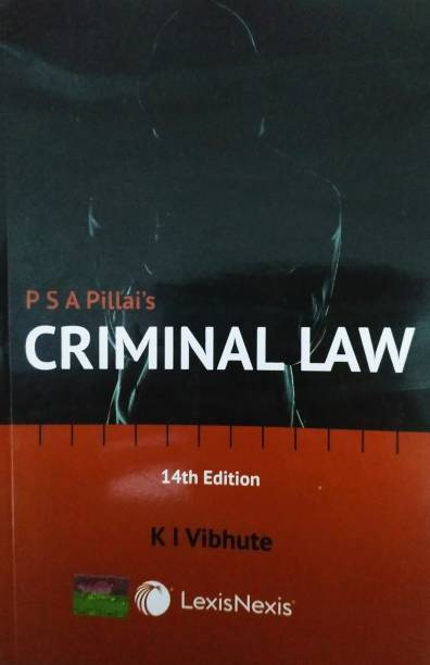 PSA Pillai's Criminal Law