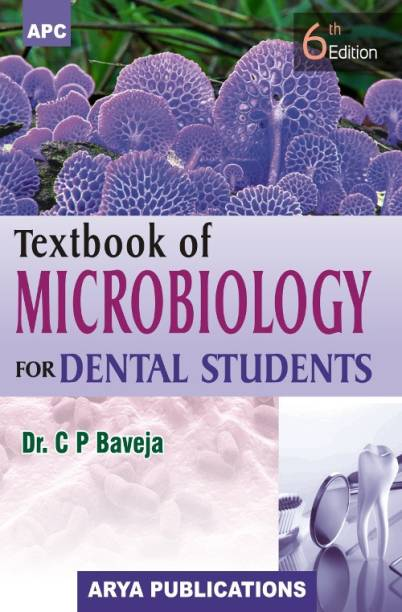 Textbook of Microbiology for Dental Students 6 Edition