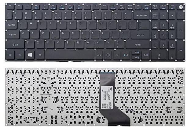 SellZone Replacement Keyboard For ACER Aspire E5 573 E5 522 E5 722G E5 572 Laptop with ON Off Internal Laptop Keyboard