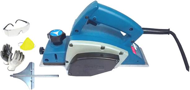 ISC Top Quality Woodworking Planer Multi-functional Carpentry Electric Planer With Combo Corded Planer
