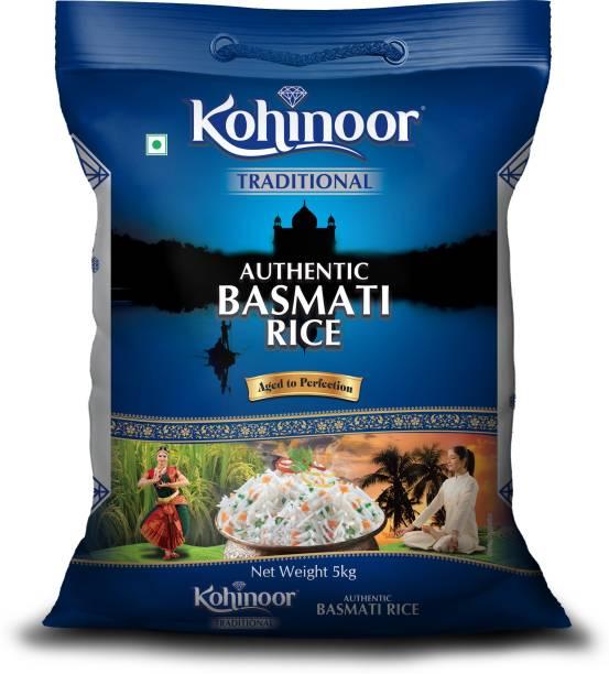 KOHINOOR Authentic Traditional Basmati Rice (Long Grain)