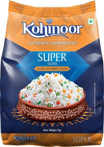 KOHINOOR Super Silver Basmati Rice (Long Grain)