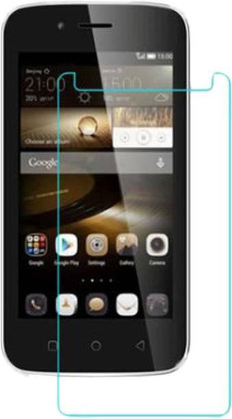 CHAMBU Edge To Edge Tempered Glass for VIDEOCON V1415