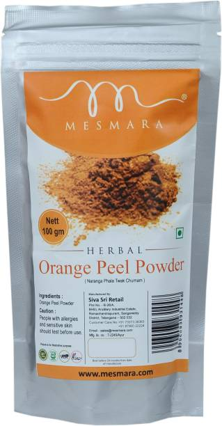 Mesmara Orange peel powder