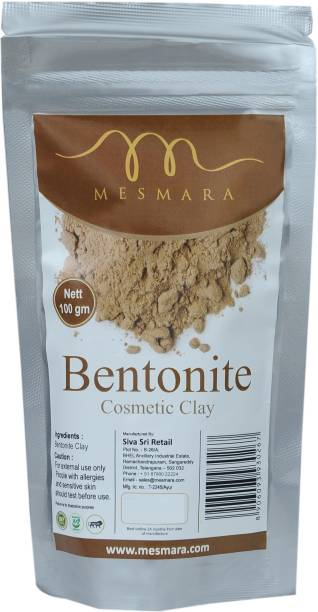 Mesmara Bentonite Clay