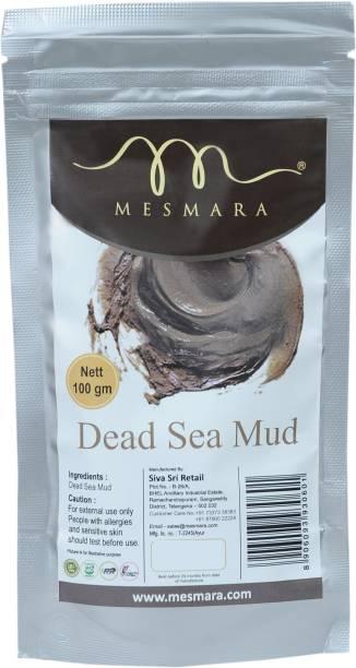 Mesmara Dead Sea Mud