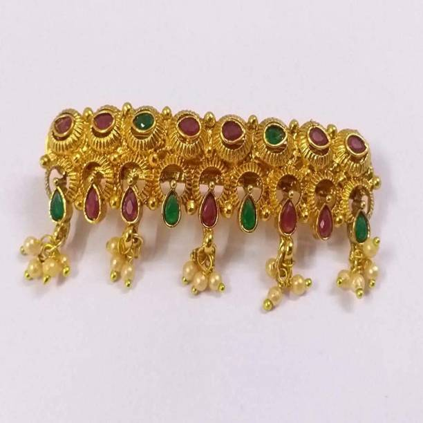 APARA Stylish Hair Clip For Festive & Wedding Collections For Women / Girls Hair Clip