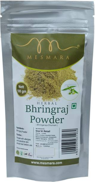 Mesmara Herbal Bhringraj powder