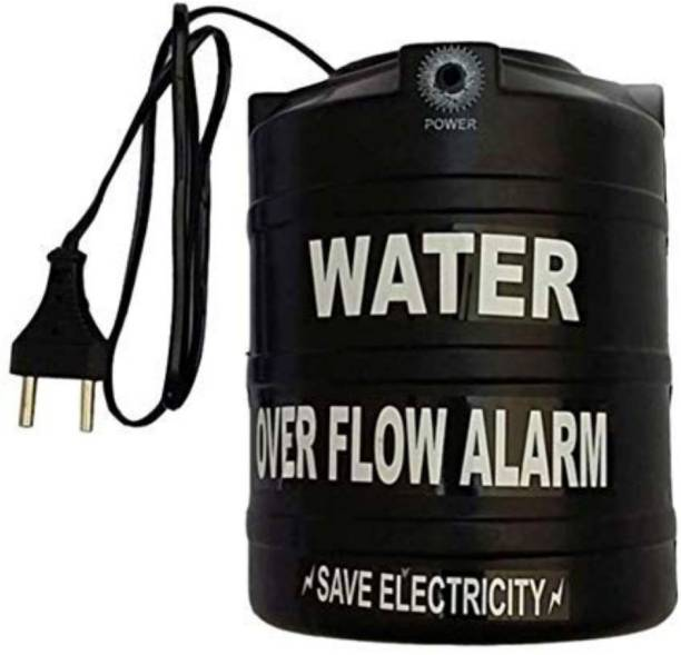 MOBONE ® Water Over Flow Tank Alarm with Voice Sound Overflow Wired Sensor Security System