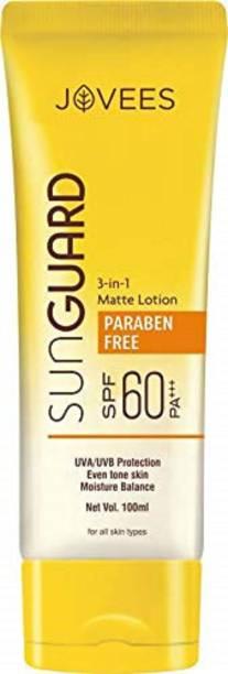 JOVEES Sun Guard Lotion SPF 60 PA+++ - SPF SPF 60 PA+++