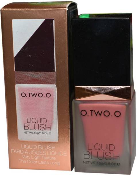 O.TWO.O Natural Cheek Liquid Blusher