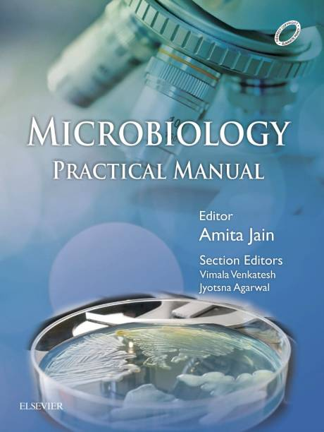 Microbiology Practical Manual, 1st Edition