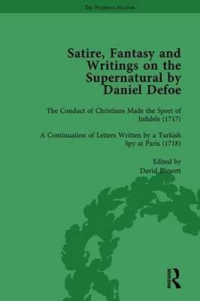 Satire, Fantasy and Writings on the Supernatural by Daniel Defoe, Part II vol 5