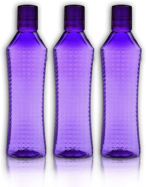 Flipkart SmartBuy Square Purple-3 1000 ml Bottle