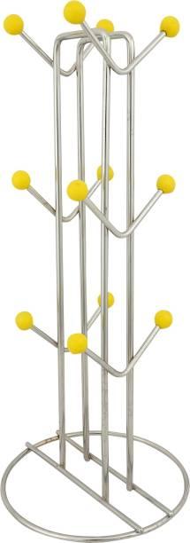 RK Handicrafts RK019 Steel Glass Holder