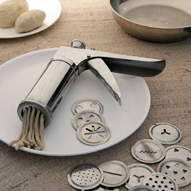 BANQLYN Set of 15 Pattern Discs Kitchen Press