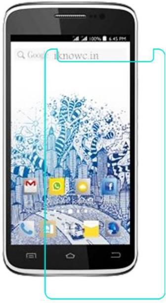 CHAMBU Edge To Edge Tempered Glass for Spice Mi-550 Pinnacle Stylus